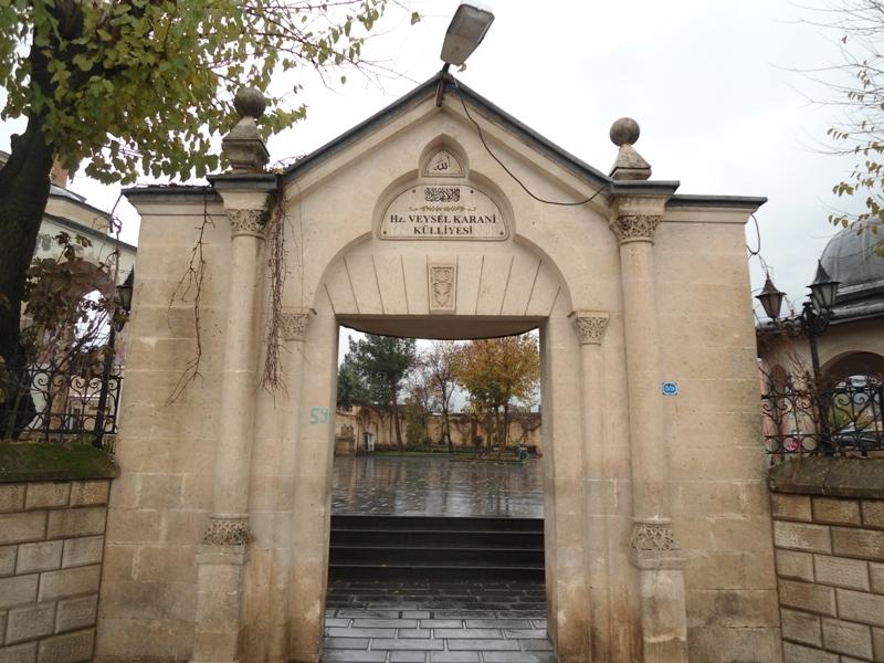 hz muhammed in mezarı nerede vikipedi