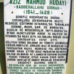 Aziz Mahmud Hüdayi