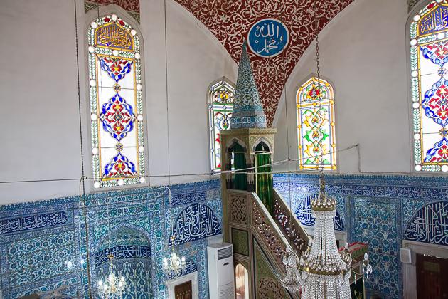 Çinili Camii Istanbul
