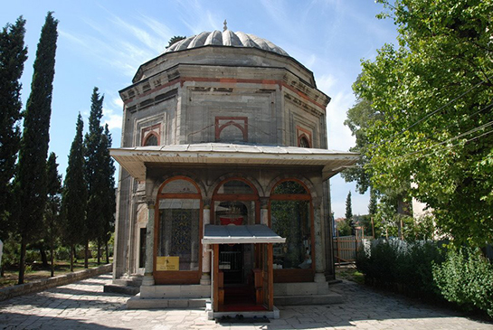 Yavuz Sultan Selim Han Türbesi